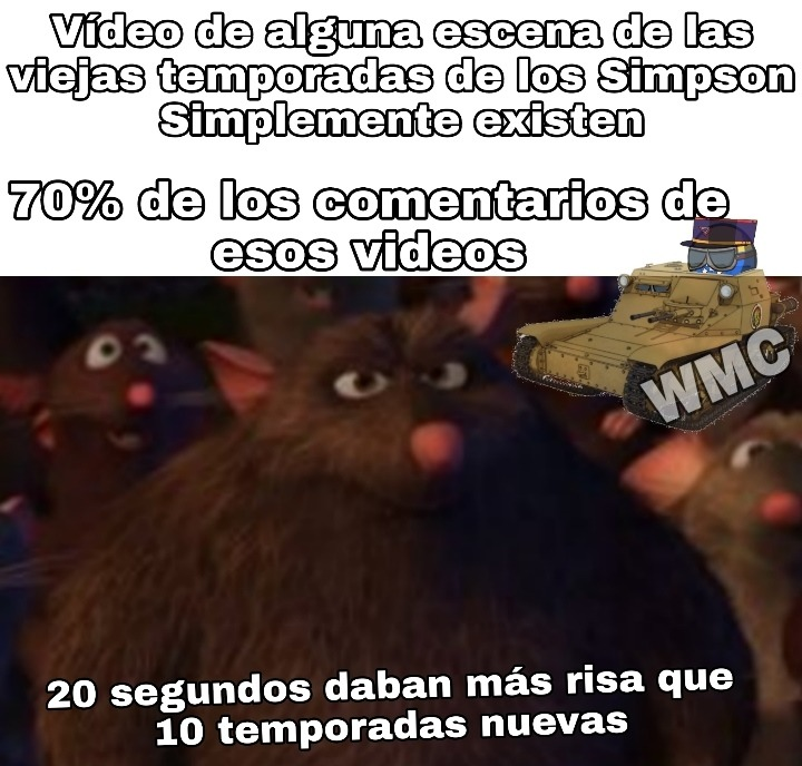 Originalidad al 100% (sarcasmo) - meme