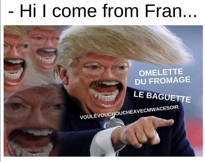 Fromage - meme