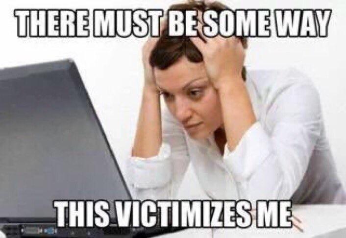 Feminists nowadays - meme