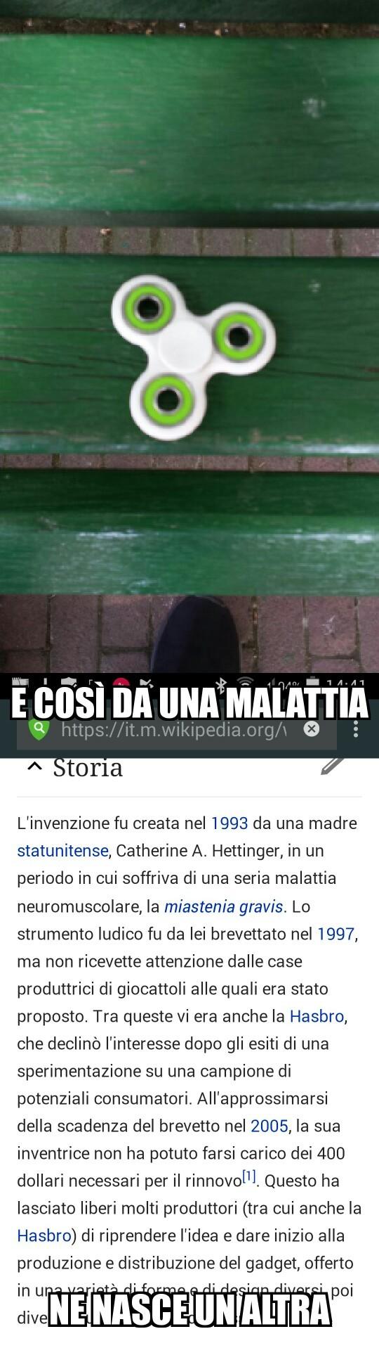 Mannaggia - meme