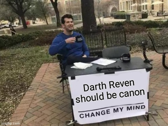 But not the ewoks - meme