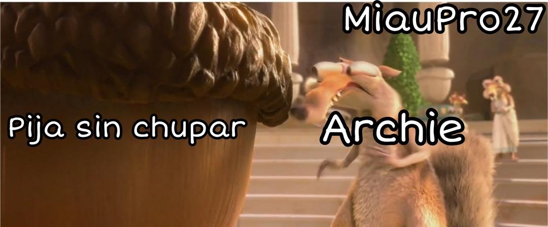 Archie - meme