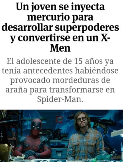 X-menso - meme