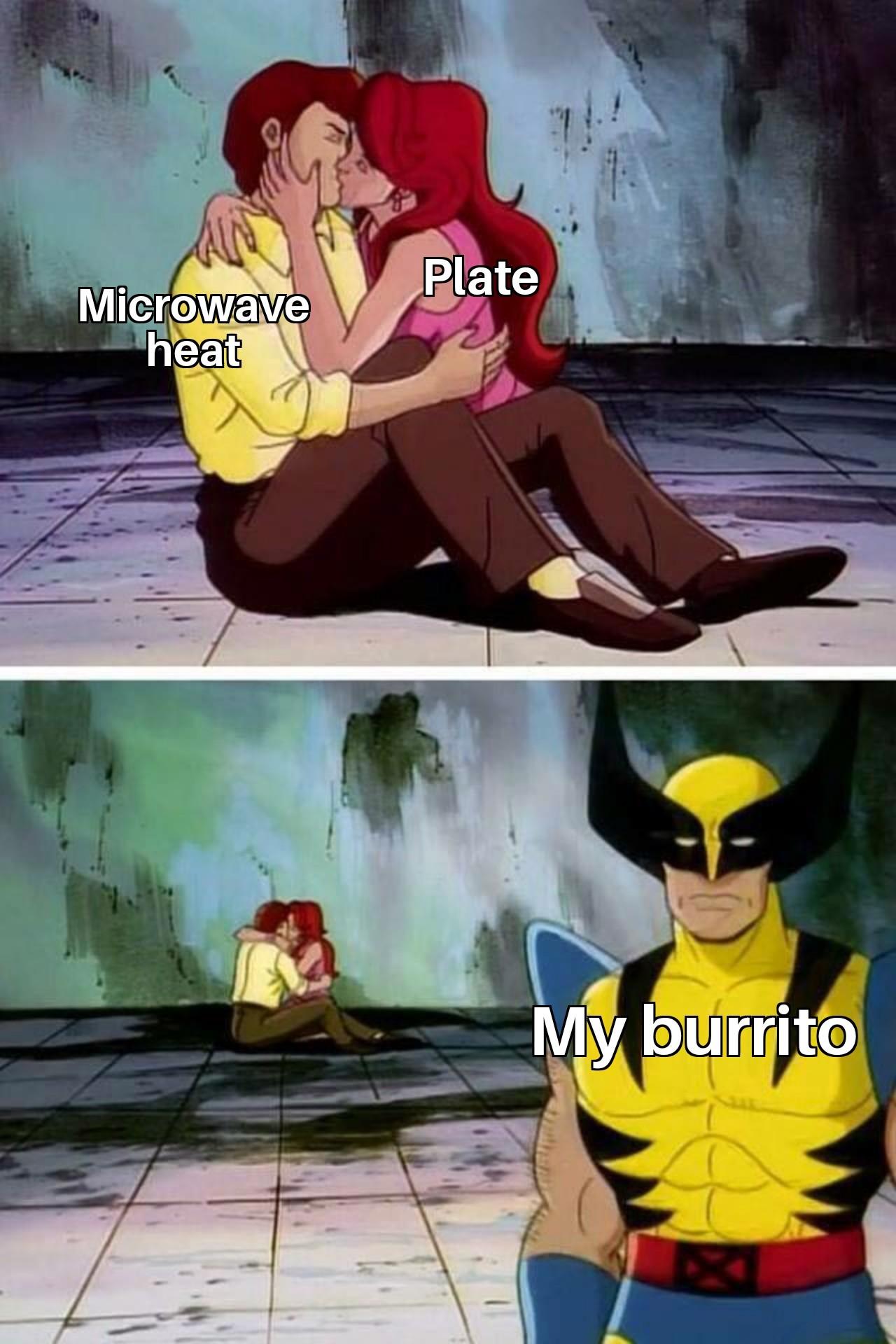 F O O D - meme