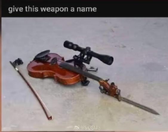 Yo empiezo, el violento - meme