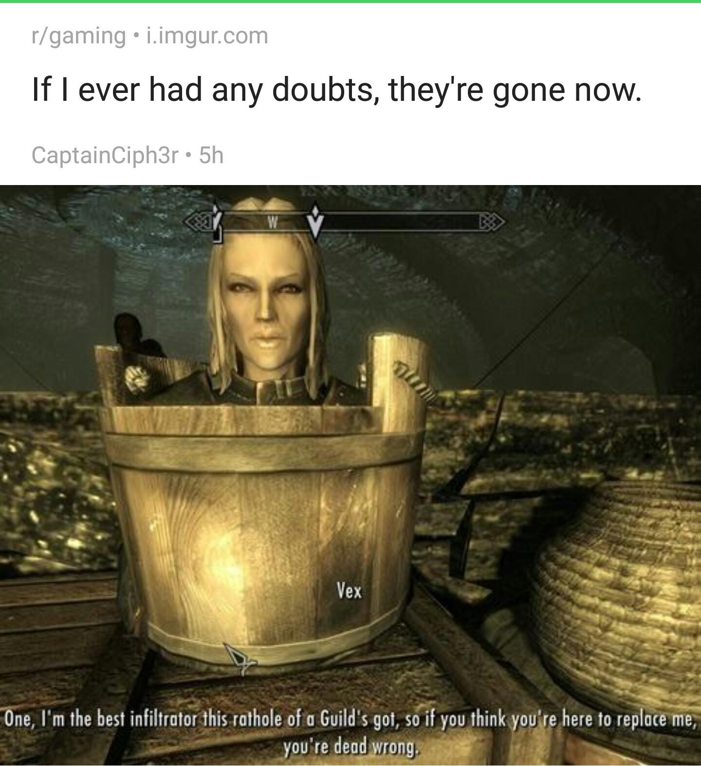 4th comment hates 3rd comment - meme