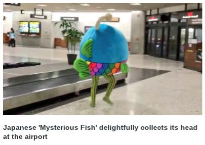 Trust me, it's a fish - meme
