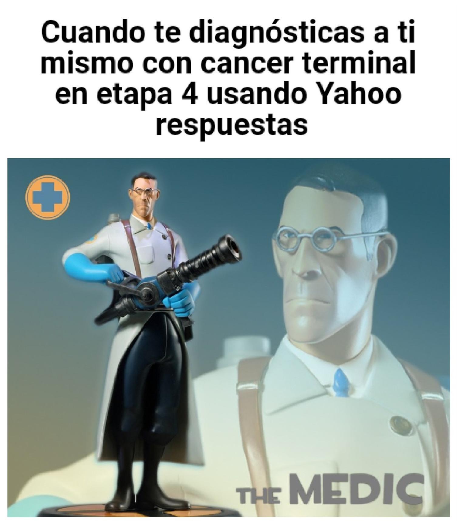 El medic - meme