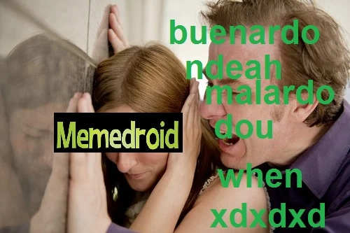 Abuso psicológico - meme
