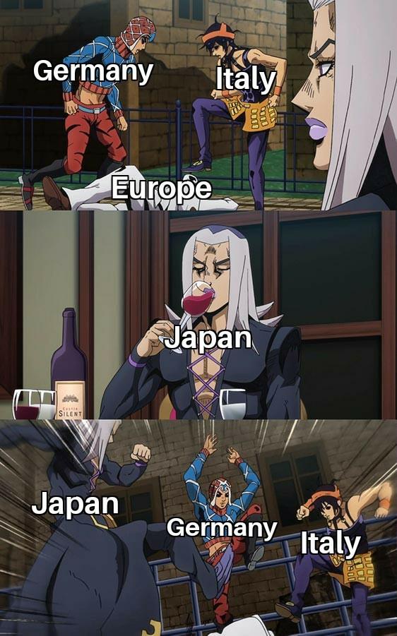 WWII in a Peanut - meme