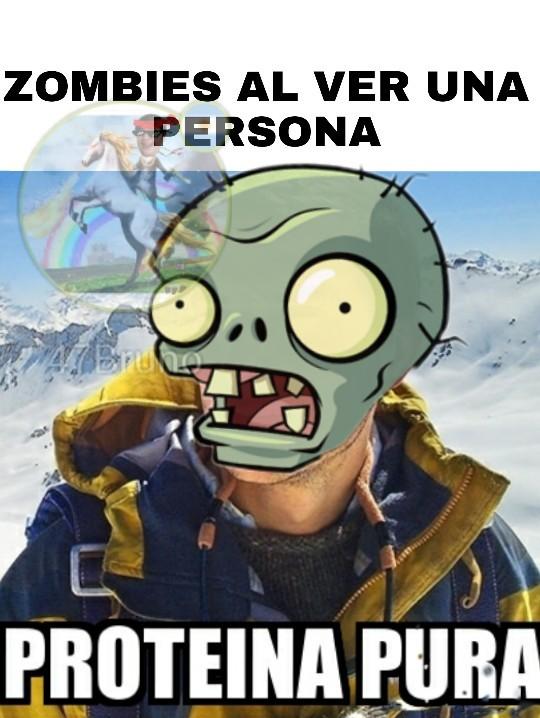 PURA PROTEINA!!! - meme