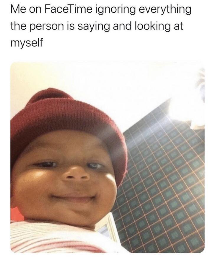 facetime fans - meme