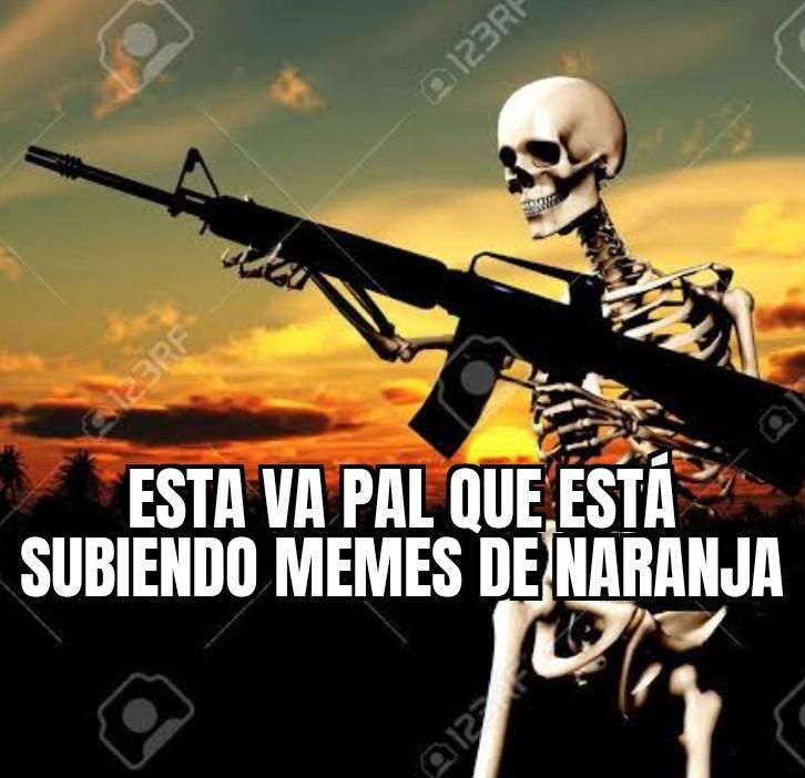 Muerto - meme