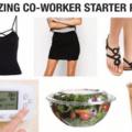 Freezing co-worker starter pack