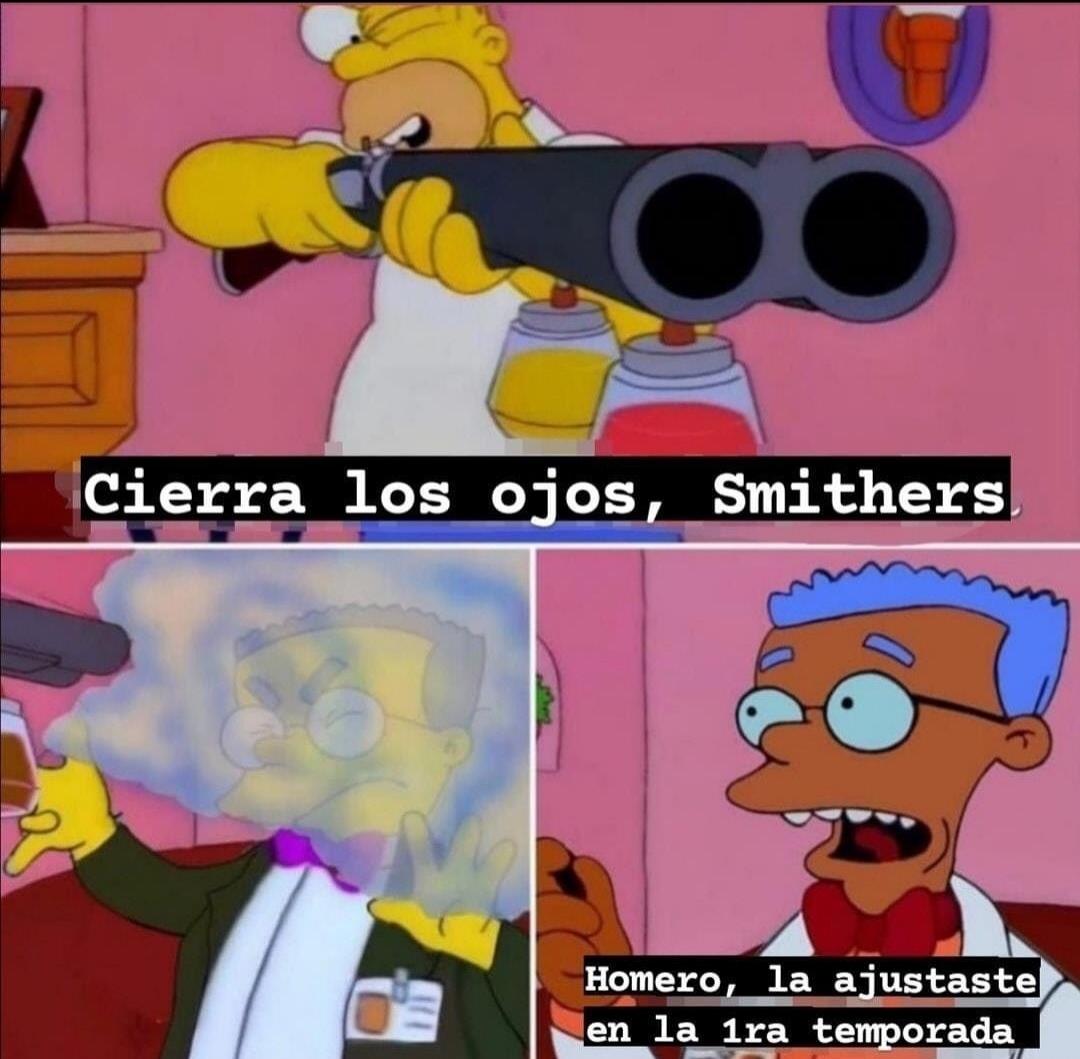 Nigga Smithers - meme