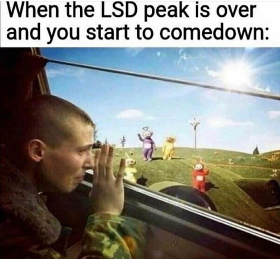 Good bye - meme
