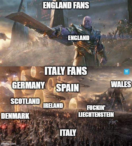 F*ck England - meme