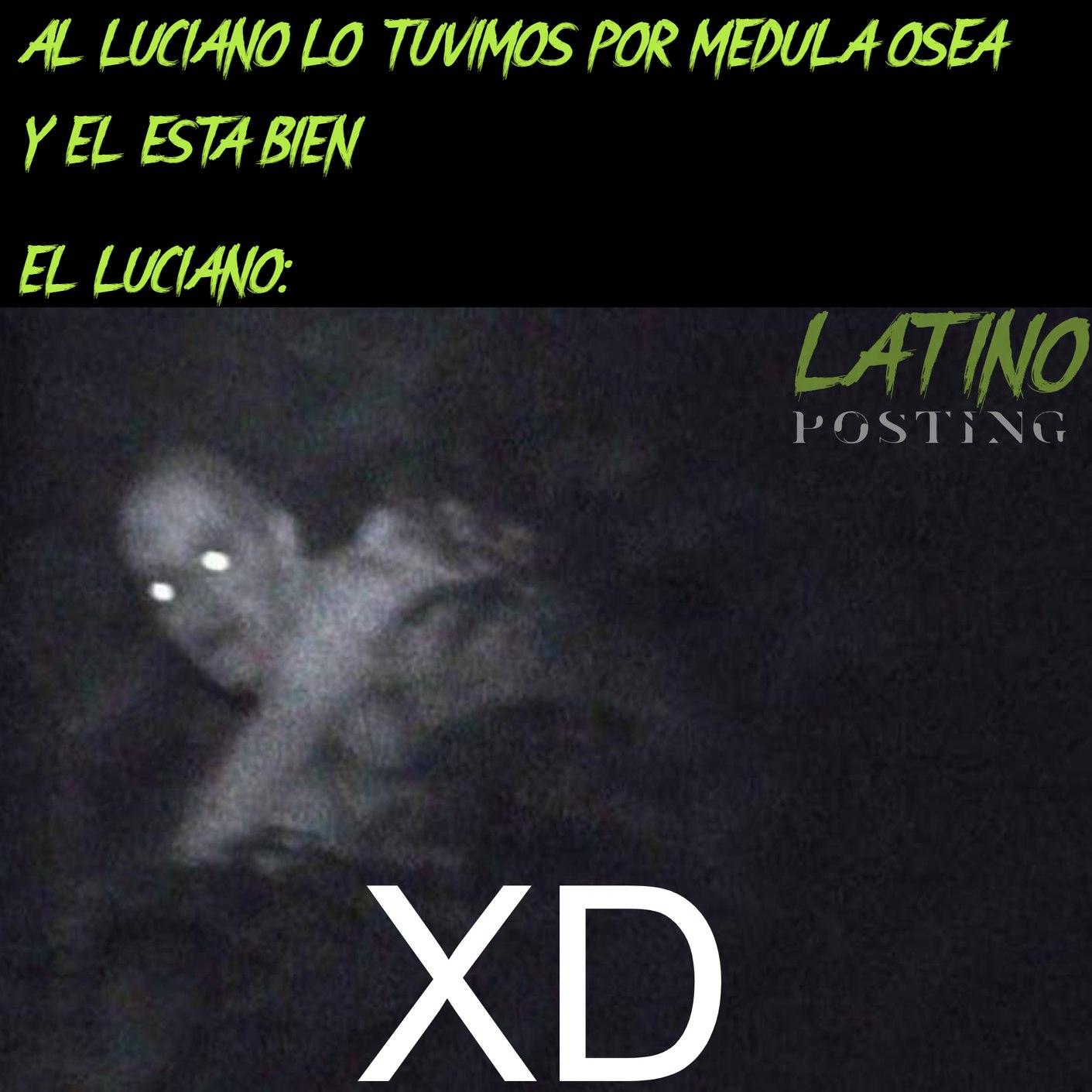 El Luciano ta joya  - meme