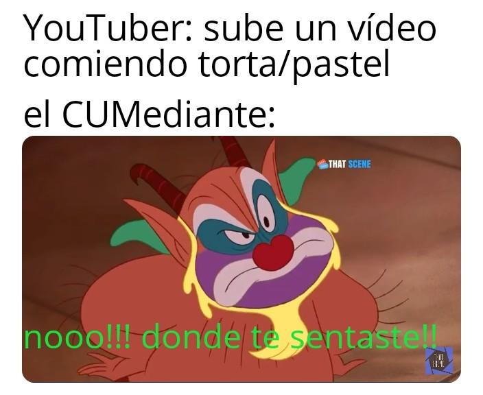 Españoles que se creen graciosos - meme