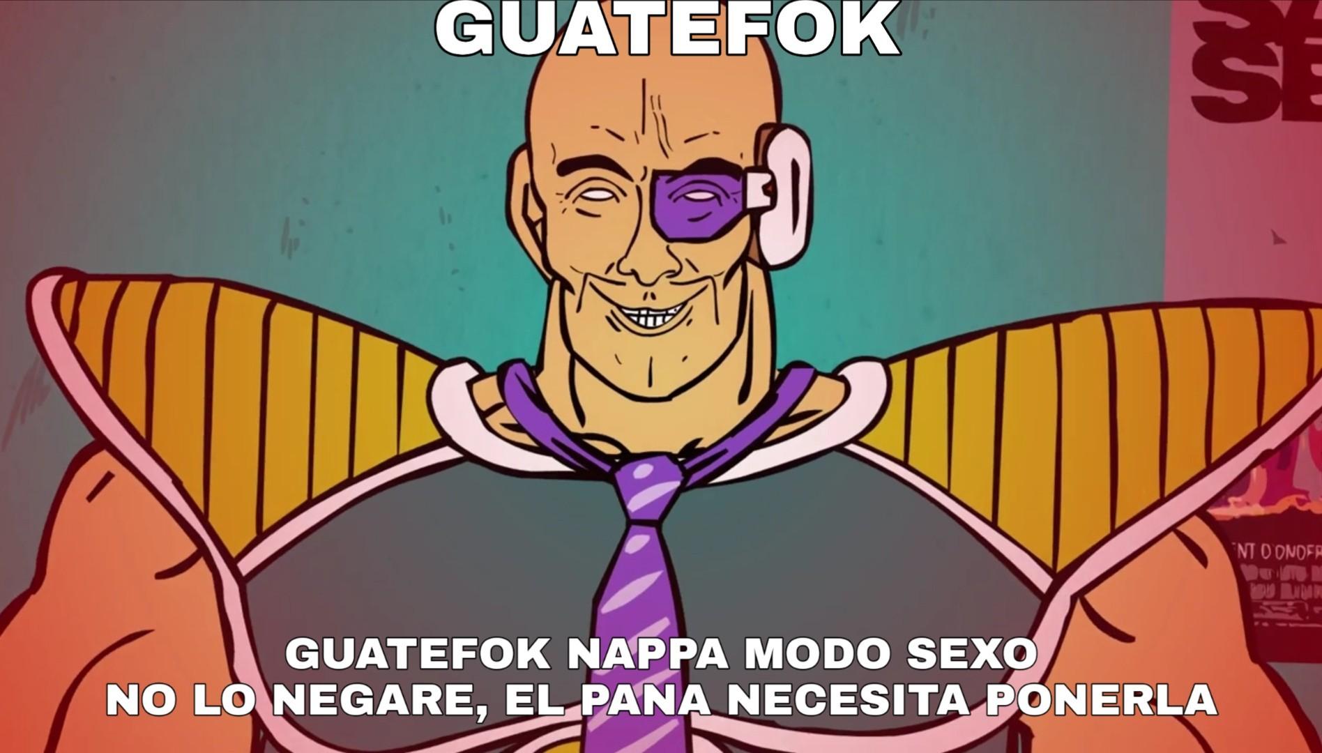 GUATEFOK - meme