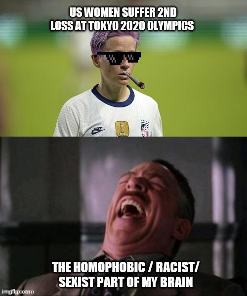 US Women's Soccer: In Repose - meme