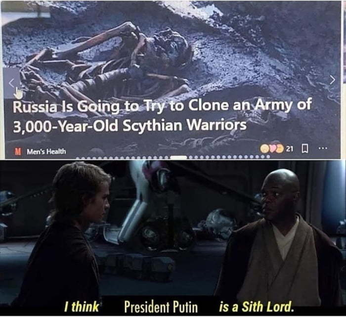 I've got a bad feeling about this. - meme