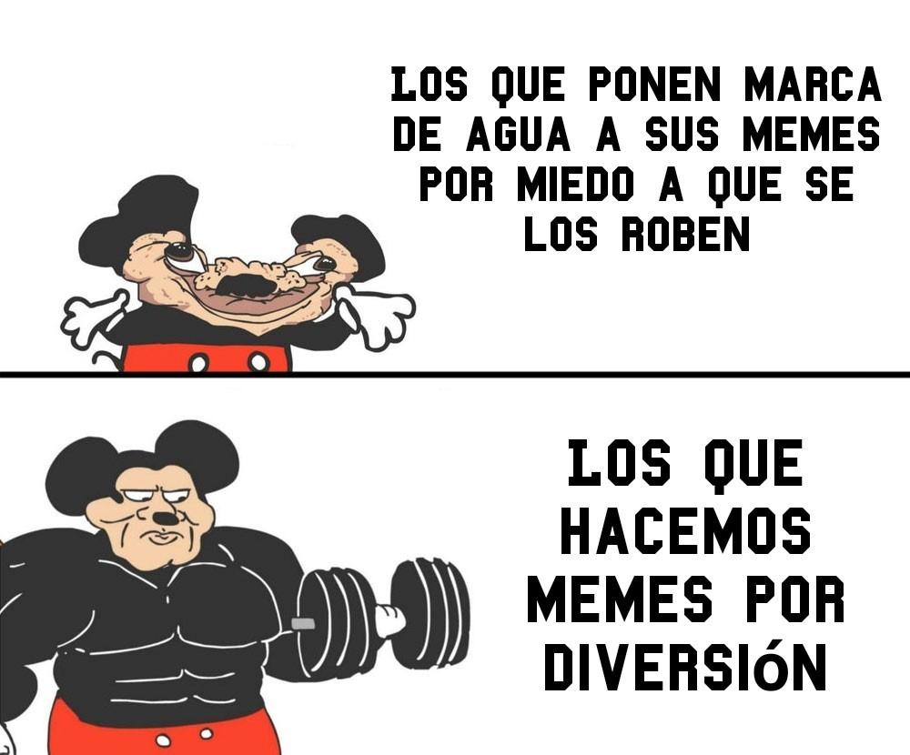 Meme por diversión