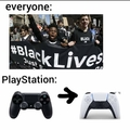 That's RACIST!!! , XD