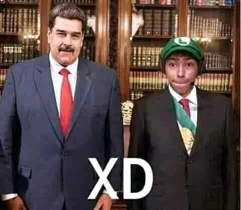 Mario y Luigi latinoamericanos - meme