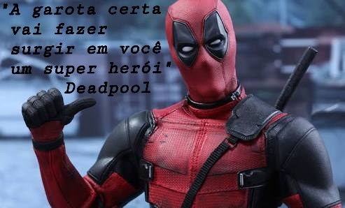 Deadpool Lispector - meme