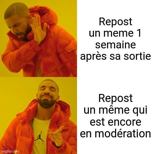 L'art du repost - meme