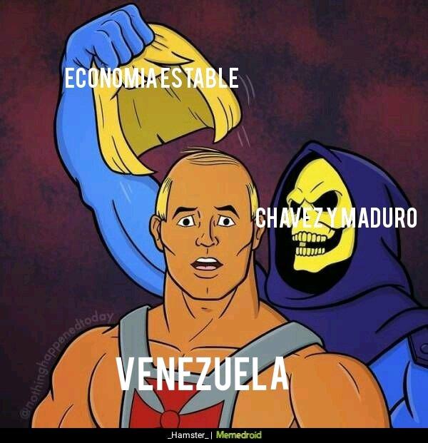 Y toda Latinoamérica con presidentes corruptos - meme
