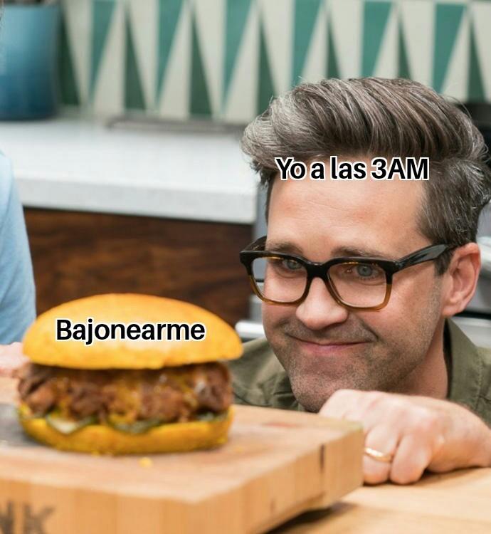 Hora sad gente #2 - meme