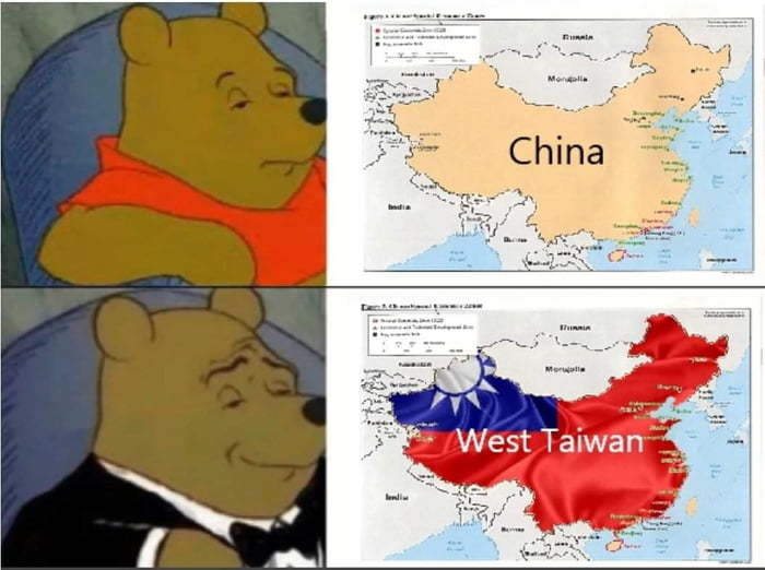 """Remember, there is no """"China"""" anymore - meme"""