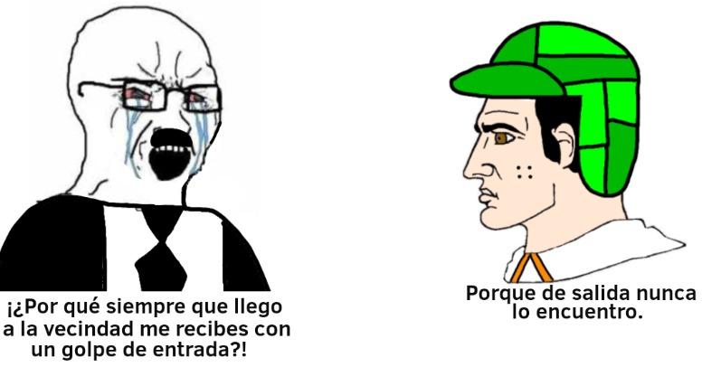 El CHADvo - meme