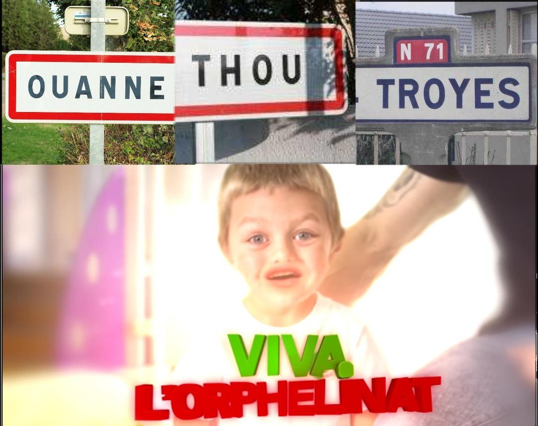 Je suis déjà allé à Troyes - meme