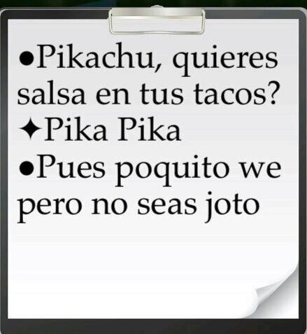 Pika Pika - meme