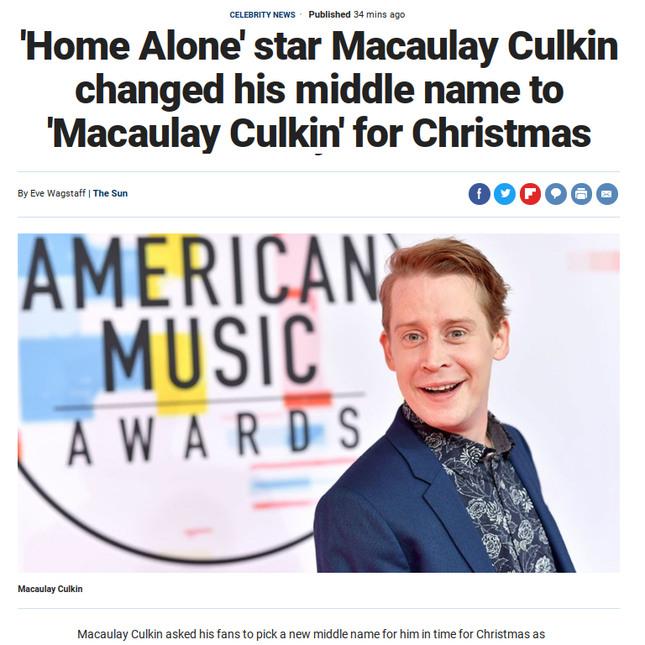 Macaulay Macaulay Culkin Culkin - meme