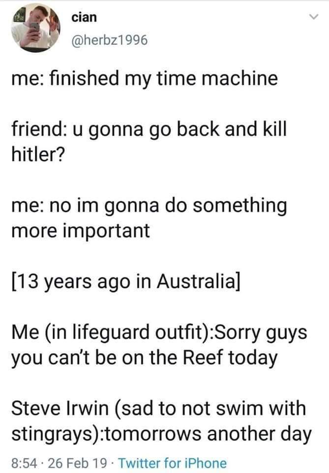 Priorities mate - meme