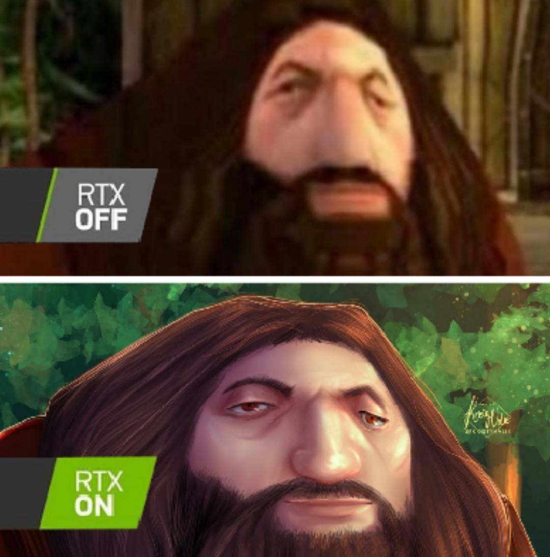 144p vs 1440p - meme
