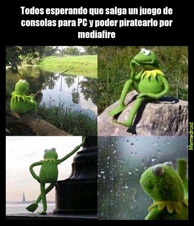 Viva mediafire - meme