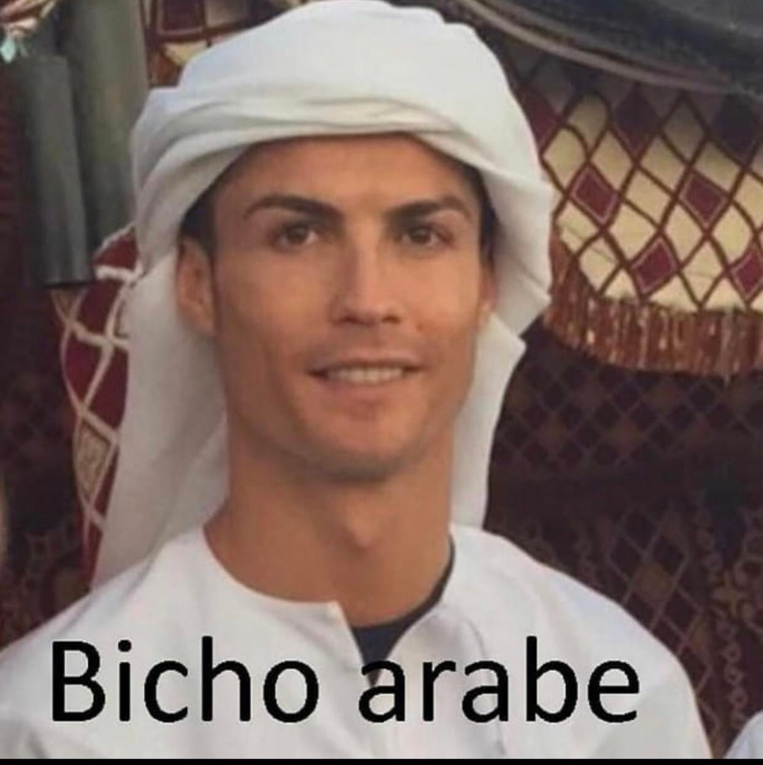 Bicho arabe - meme