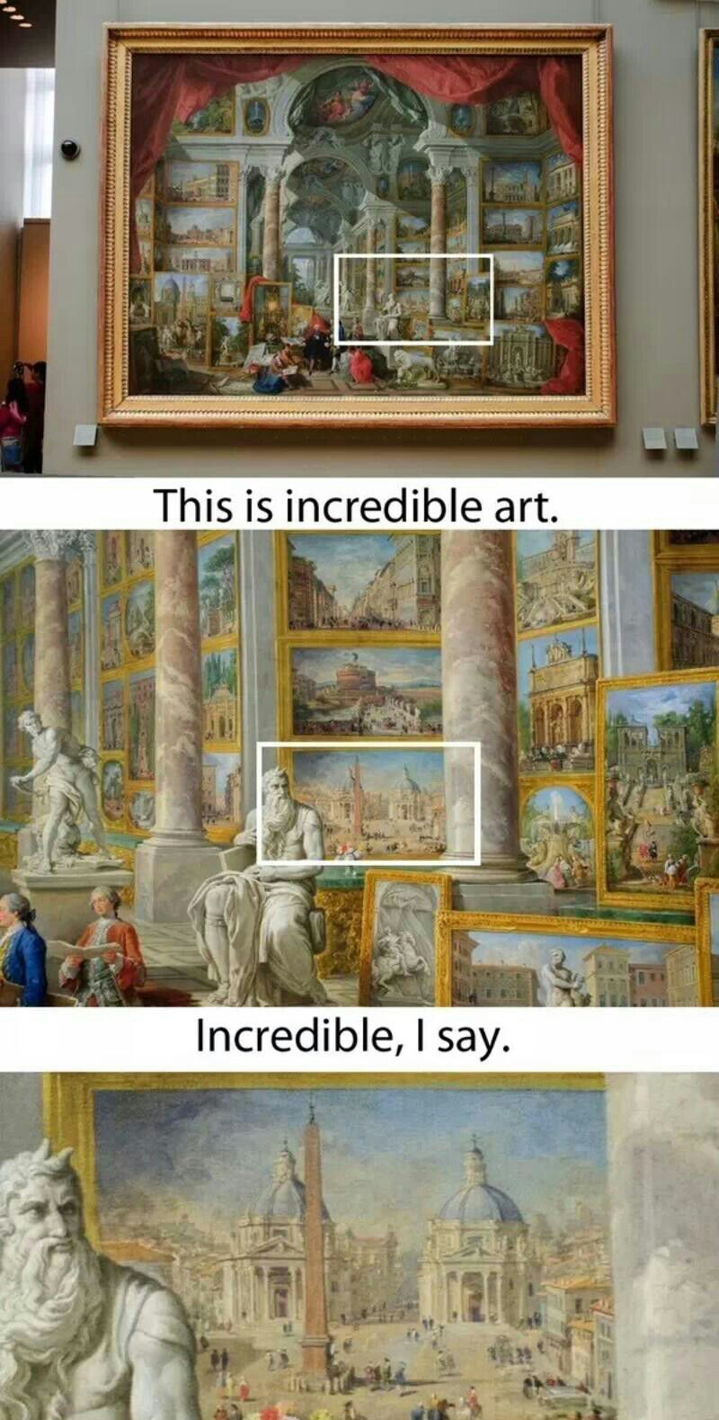 Haha this is fucking art - meme