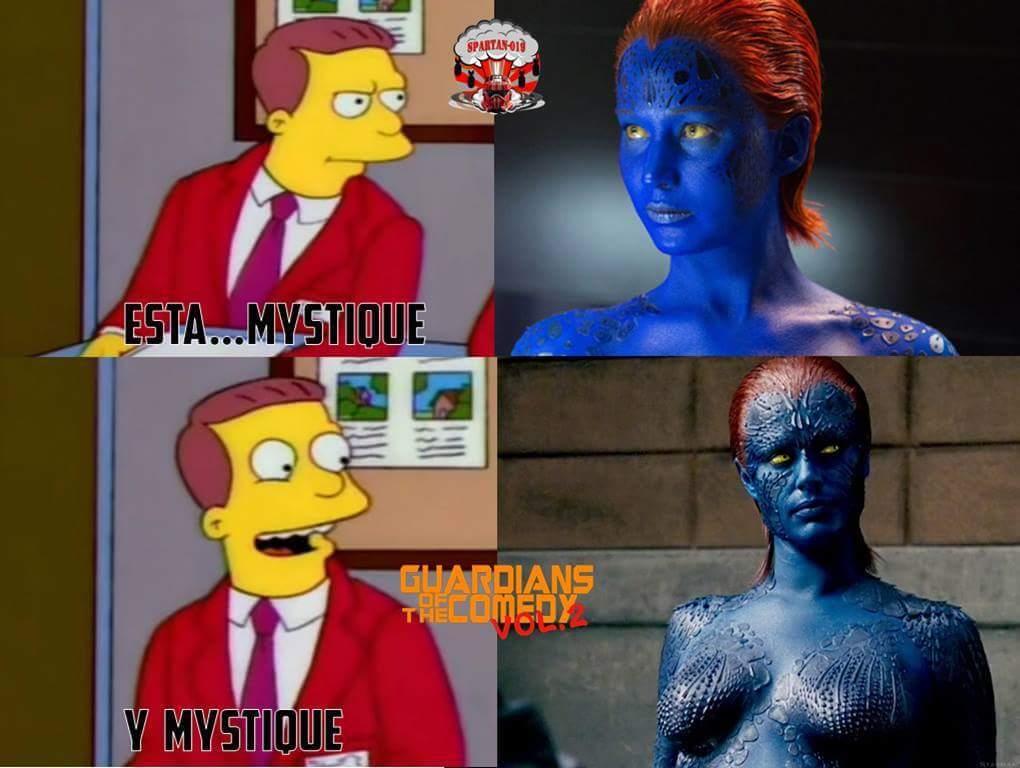 mystique - meme