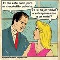 Las mujeres solo piensan en sexo :'v