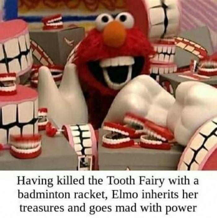 Elmo - meme