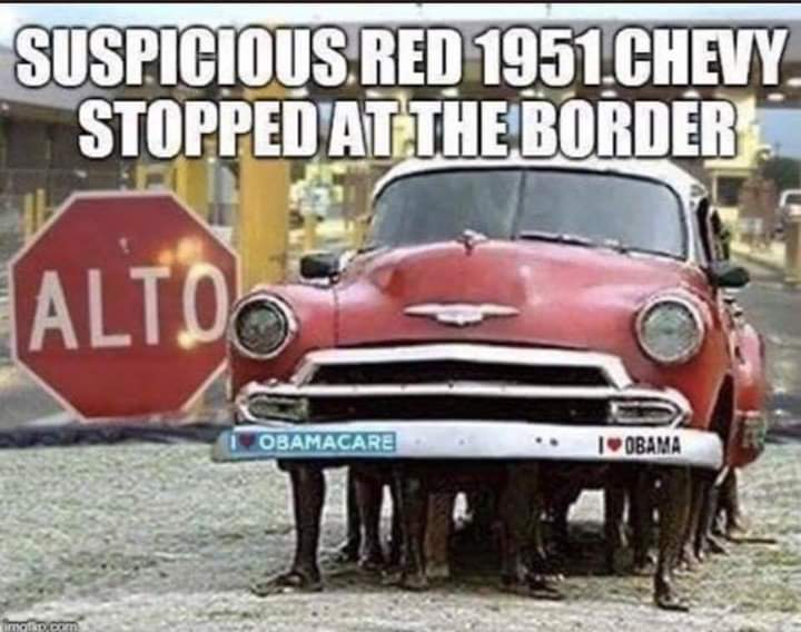 That car better have the flintstones in it. - meme