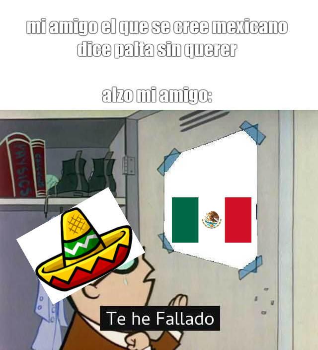 en colombia tambien le decimos aguacate :v - meme