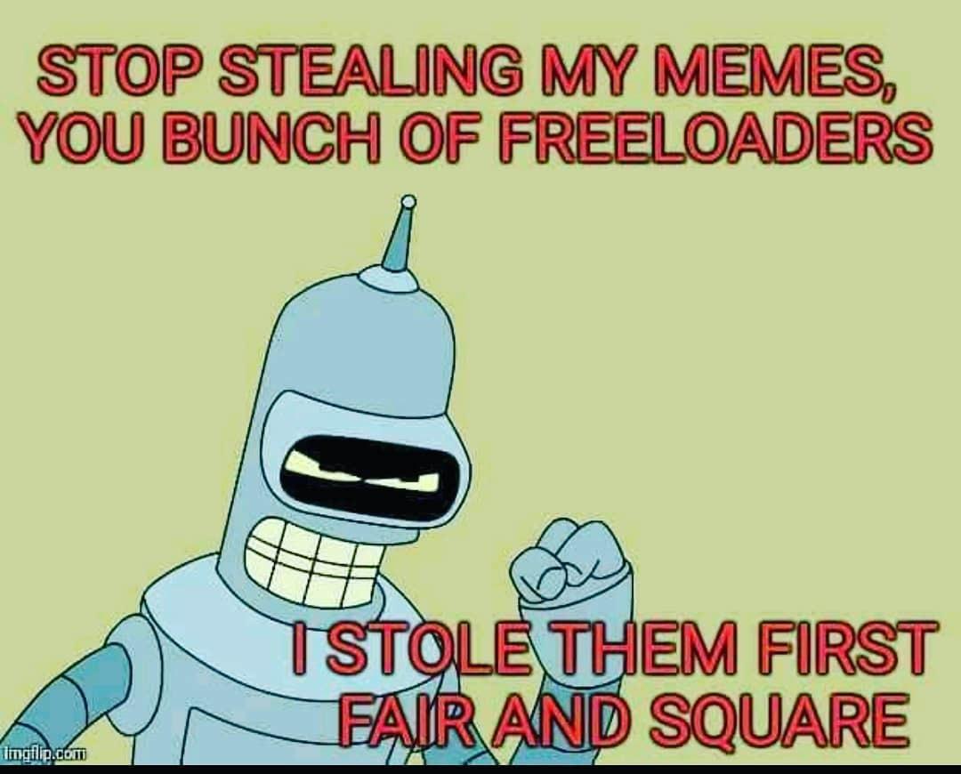Reposts reposts reposts - meme