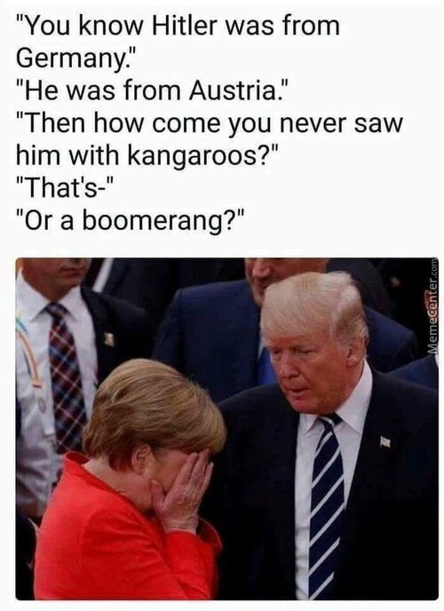 Angela merkel had enough - meme